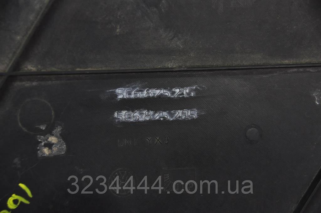 Захист під бампер Volkswagen Jetta USA 10-17