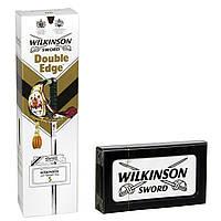 Леза Wilkinson Sword Double Edge (1шт.) 20шт. в упаковці
