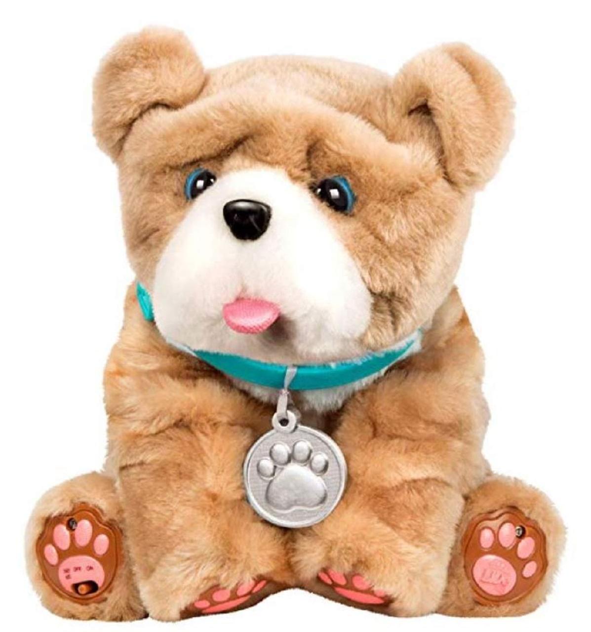 Интерактивная игрушка Щенок Ролли Люблю целоваться Little live pets My Rollie Moose