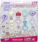 Лител пет шоп Набор Брелков с питомцами  Оригинал Hasbro Littlest Pet Shop Литлес лпс лпш  LPS, фото 2