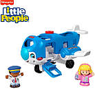 Самолет Fisher-Price Little People Travel Together Airplane Экоупаковка, фото 4