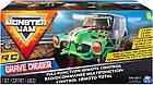 Машина на радиоуправлении Монстер от Spin Master Трак Monster Jam Official Monster Truck 1:24, фото 4