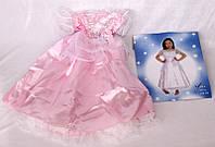 Платье карнавальное, розовое, 4 (4 года-102см), арт. 460885-1