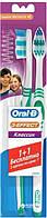 Набор зубных щеток Oral-B 1+1 3-Эффект Classic средней жесткости