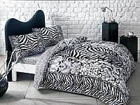 Двуспальное евро постельное белье TAC Jovi Сатин