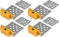 Магниты для выкладывания плитки 4 шт Yato 04490