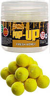 Бойлы Brain Pop-Up F1 10мм 20г Fresh Honey (мед с мятой)