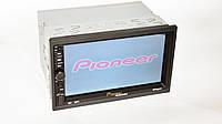 "Автомагнитола Pioneer 7020 (copy) 2din CRBG GPS 7"" AV-in + пульт на руль (4_996241417), фото 1"