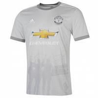 Футбольная форма 2017-2018 Манчестер Юнайтед (Manchester United), резервная, x21
