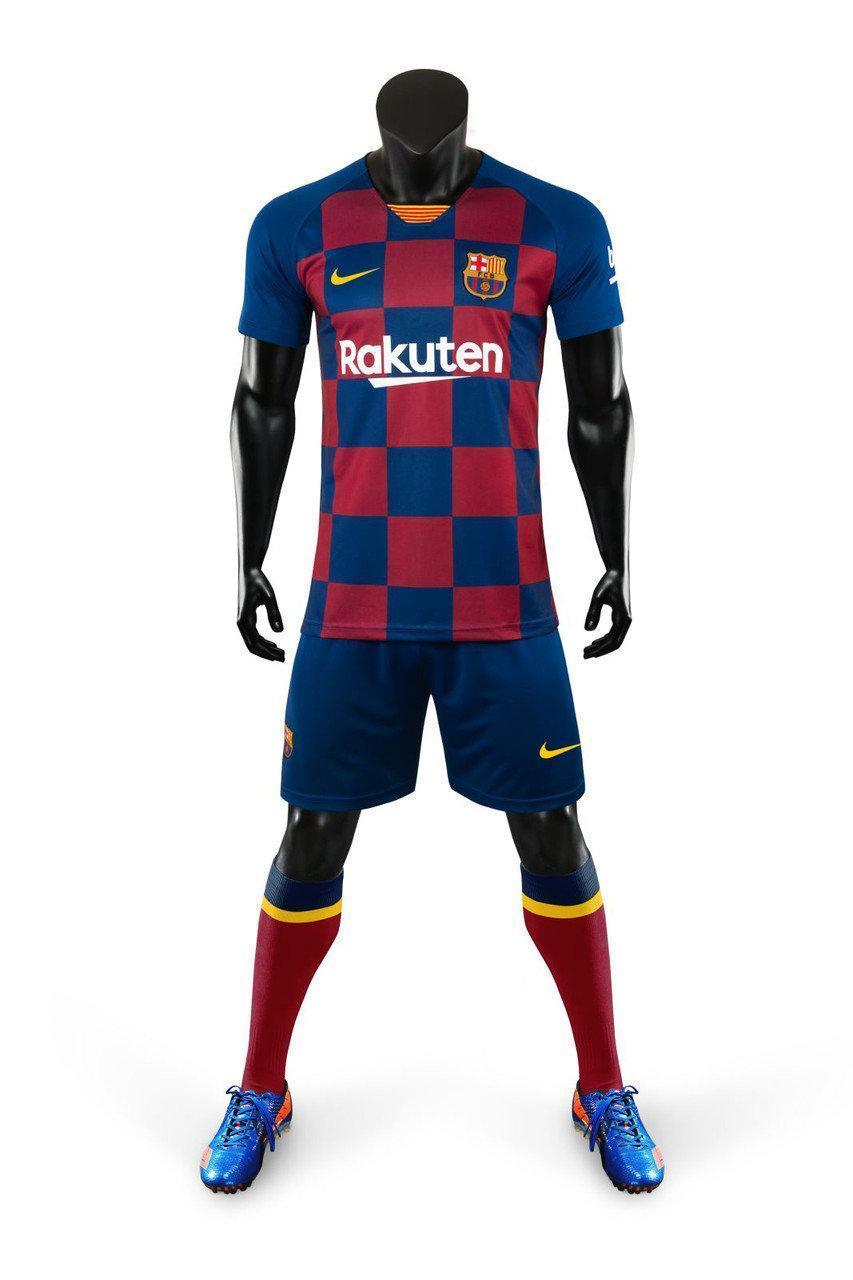 Футбольная форма Барселона 2019-2020 домашняя, Barcelona 2019-2020