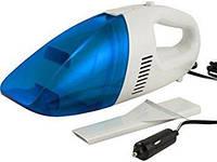 Автопилосос RIAS Portable Car Vacuum Cleaner 12 В White-Blue (4_544613602)