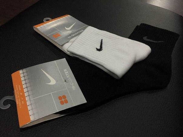 Высокие носки hi quarter socks