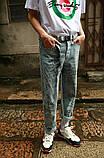 Штаны с надписями на штанинах, фото 2
