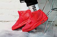 Мужские кроссовки Nike Air Yeezy 2 SP Red october