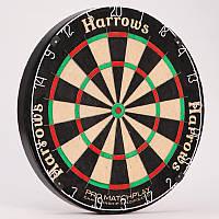Мишень для игры в дартс из сизаля MARDLE PRO MATCHPLAY BOARD JE18D (d-45см)