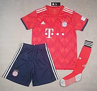 Футбольная форма 2018-2019 Бавария (Bayern), домашняя, 0252