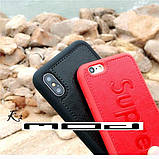 Кожаный чехол Supreme для Iphone 6/6S, 6+, 7/7S, 7+, 8/8S, 8+, X, фото 2
