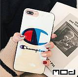 Глянцевый чехол Champion для Iphone 6/6S, 6+, 7/7S, 7+, 8/8S, 8+, X, фото 2