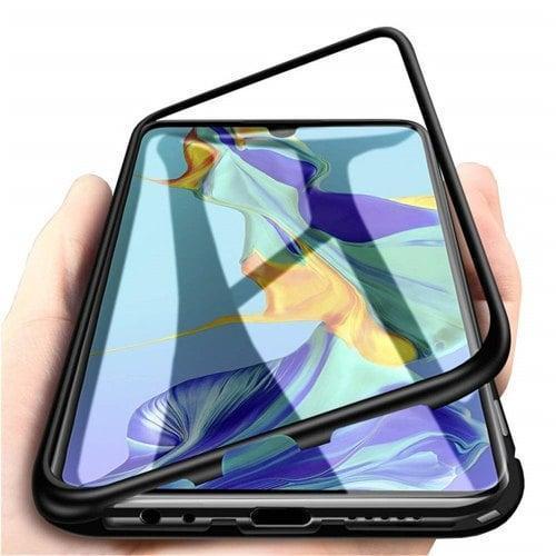 Магнитный чехол Full Glass 360 (Magnetic case) для Xiaomi Pocophone F1