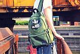 Рюкзак однотонный PLAY HARD, фото 4