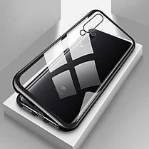 Магнитный чехол Full Glass 360 (Magnetic case) для Xiaomi Mi 9, фото 3