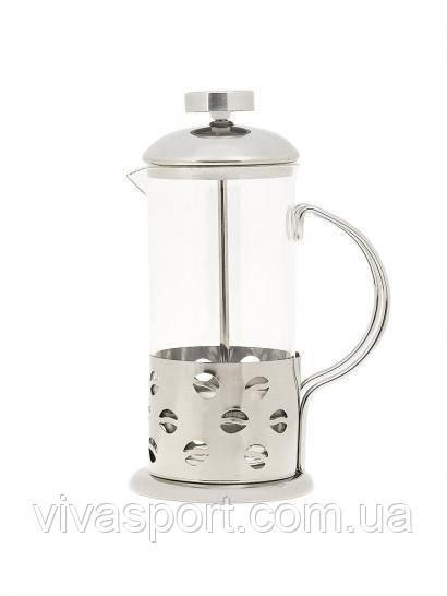 Заварник для чая и кофе френч-пресс