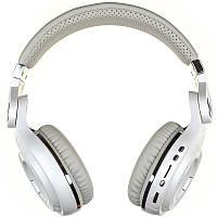 Bluetooth Stereo гарнитура Bluedio T2+ (Белый) 768819