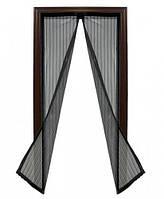 Москитная сетка Magic Mesh (Меджик Меш) , черный, фото 1