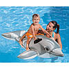 """Детский надувной плотик """"Дельфин"""" Intex 58535 175х66 см, фото 2"""