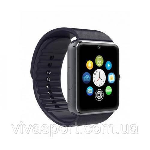 Умные часы GT08, черный