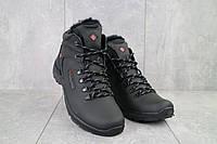 Мужские зимние кожаные ботинки Columbia, фото 1