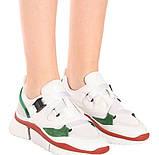 Женские модные креативные и оригинальные кроссовки - разноцветные, фото 2