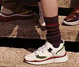 Женские модные креативные и оригинальные кроссовки - разноцветные, фото 3