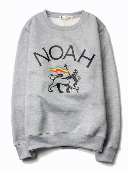 Классический свитшот Noah
