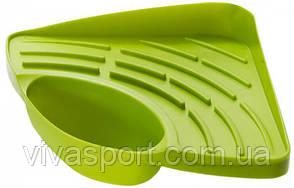 Кухонный органайзер для раковины, зеленый