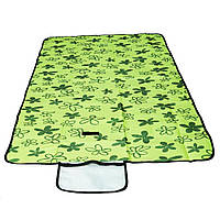Розкладний килимок для пікніка 145х80 см, зелений