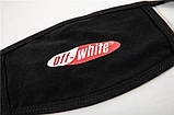 Маска на лицо с круглым логотипом Off white, фото 2