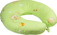 Подушка для кормления с наволочкой Руно салатовая
