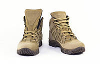 Ботинки тактические водостойкие кожаные MK.2 Gen. II 4д койот