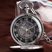 Механічні кишенькові годинники YISUYA №0062, фото 1