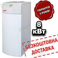 """Газовий димохідний котел """"Данко"""" 8 кВт (авт. КАРЕ), фото 1"""
