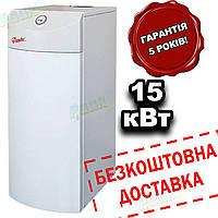 Газовый котел 15кВт(авт. SIT), котел Данко отопительный одноконтурный