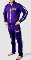Зимний спортивный костюм, теплый костюм Everlast фиолетовый, с3037