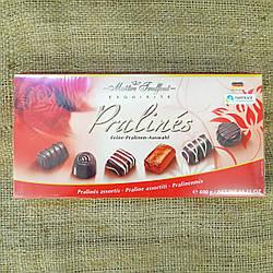 Конфеты шоколадные Maitre Truffout Pralines 400 gram
