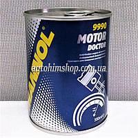 MANNOL Комплекс присадок Motor Doctor 9990 в моторное масло для изношенного двигателя на 5л 300мл