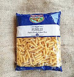 Tre Mulini Fusilli 1000 gram - макаронные изделия (спиральки)