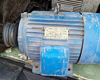 Электродвигатель електродвигун общепромышленный импортный 5,5 кВт 3000 об/мин. 380 Вольт, вал 28 мм.