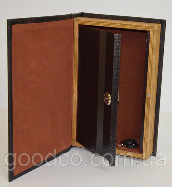 """Книга сейф на ключе """"Богатства и процветания"""""""