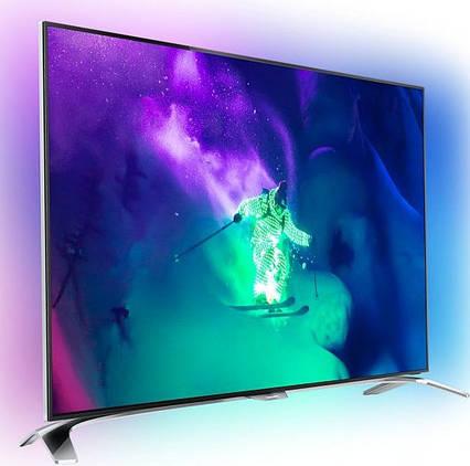 Телевизор Philips 55PUS9109 (1000Гц, Ultra HD 4K, Smart, Wi-Fi, 3D) , фото 2
