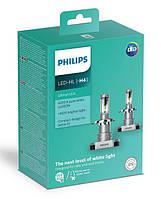 Лампа Автомобільна Світлодіодна Н4 LED PHILIPS (лід лампи Філіпс) 2ШТ.